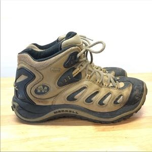 Men's Merrell Reflex Mid GORE-TEX Hiking Boots 8.5